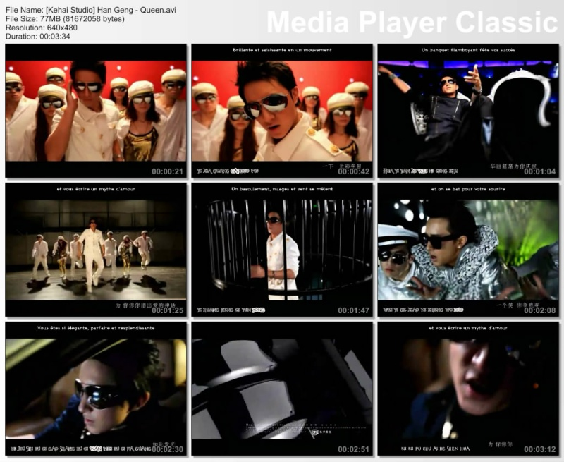[C-pop] Han geng - Queen Thumbs11