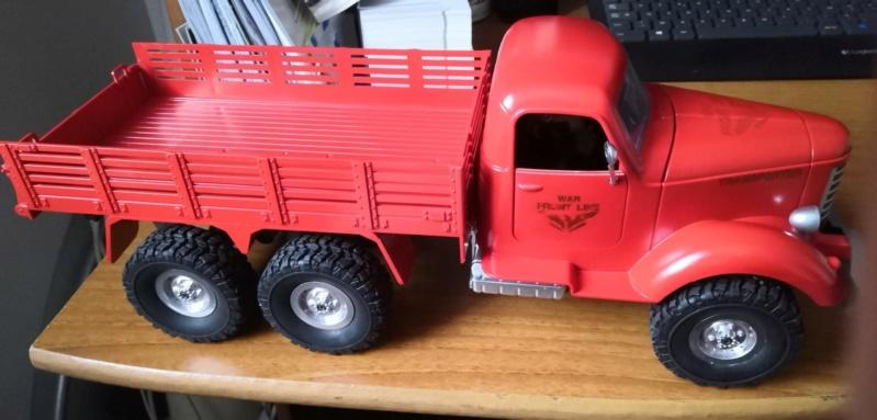 SERIE de camion militaires low cost WPL 43878110