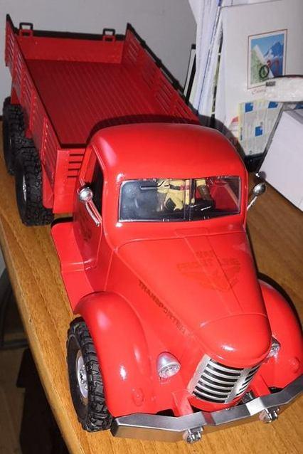 SERIE de camion militaires low cost WPL 44062910