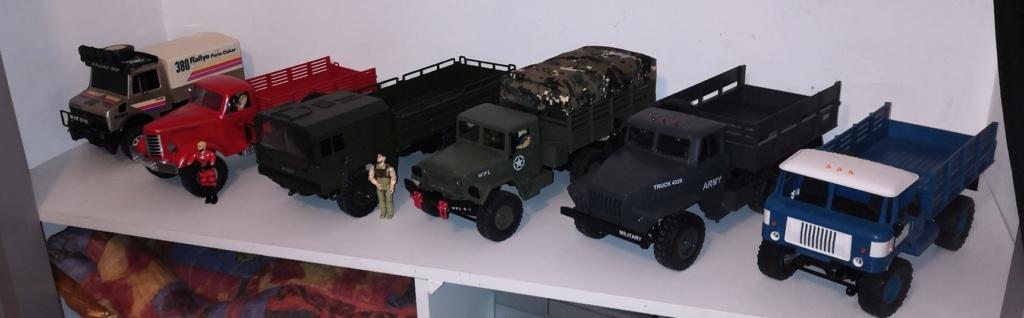 SERIE de camion militaires low cost WPL 45073510