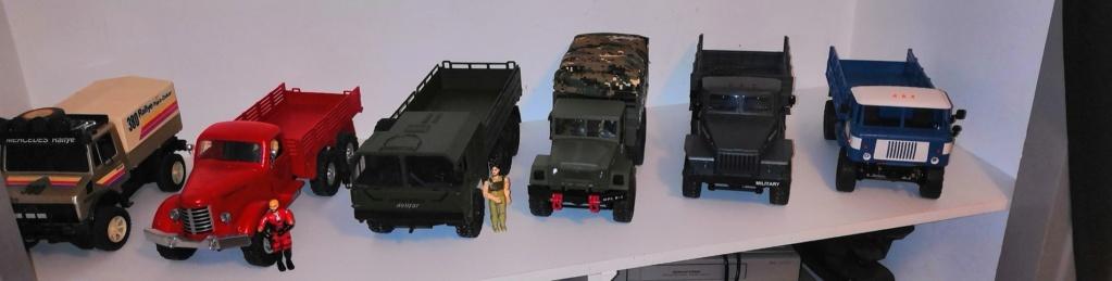 SERIE de camion militaires low cost WPL 45118410