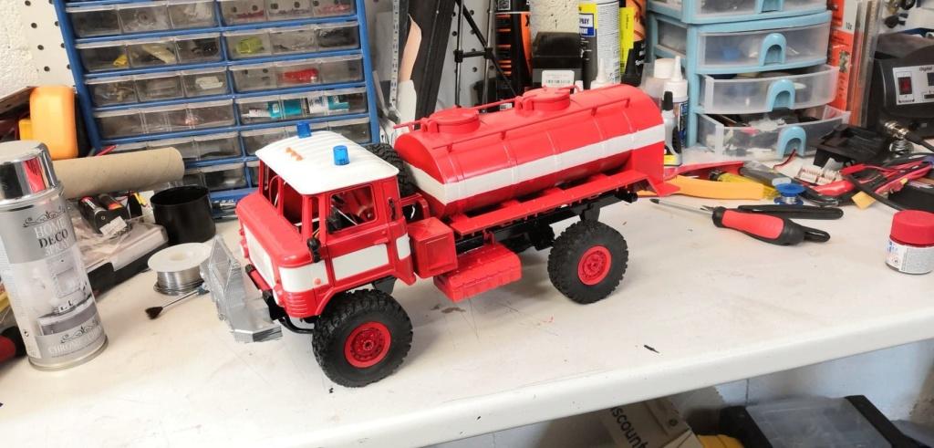 SERIE de camion militaires low cost WPL 45301610