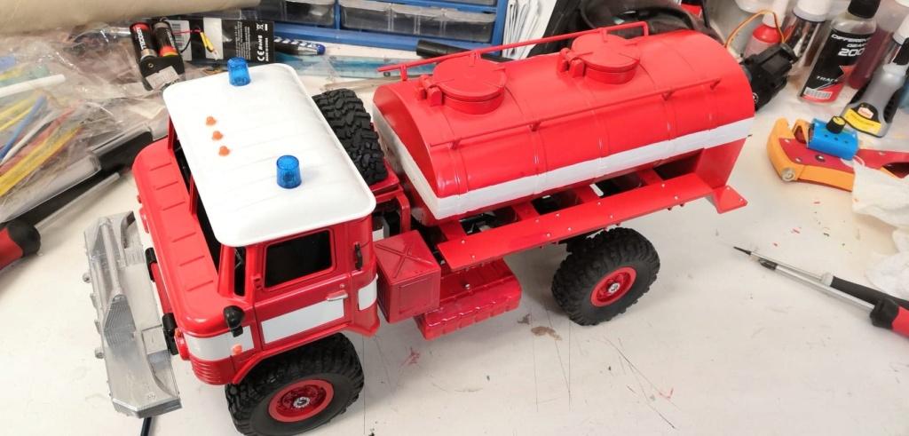 SERIE de camion militaires low cost WPL 45433112