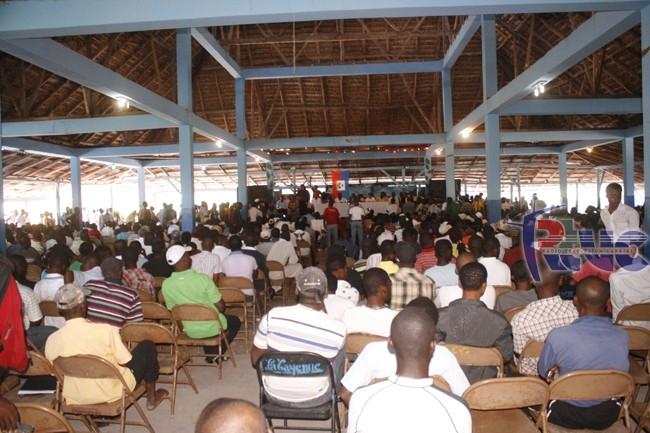 28 Avril 2013 Lavalas en Congrès aux Cayes   Lavala10