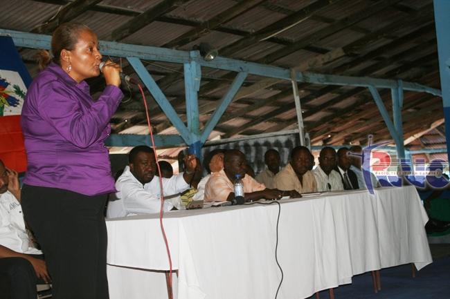 28 Avril 2013 Lavalas en Congrès aux Cayes   Lavala11