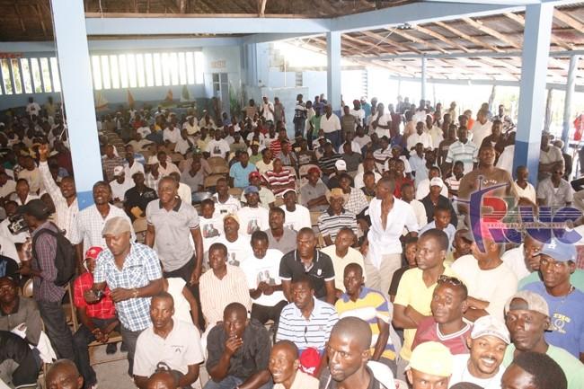 28 Avril 2013 Lavalas en Congrès aux Cayes   Lavala13