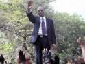 Ex-Haitian President Jean-Bertrand Aristide appears in court, draws crowd Mai10