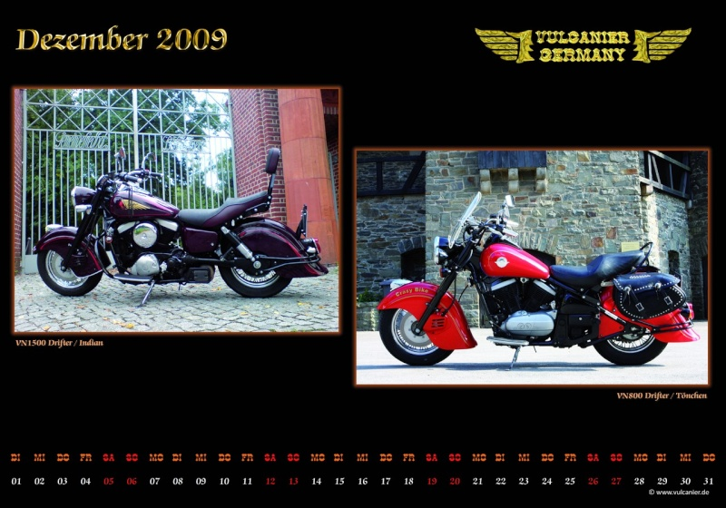 PHOTOS de Kawasaki Customs - Page 8 Kalend13
