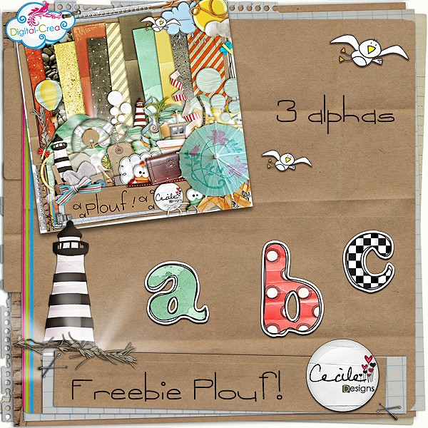 Freebies de Cécile MAJ ~ 02/04 Previe21