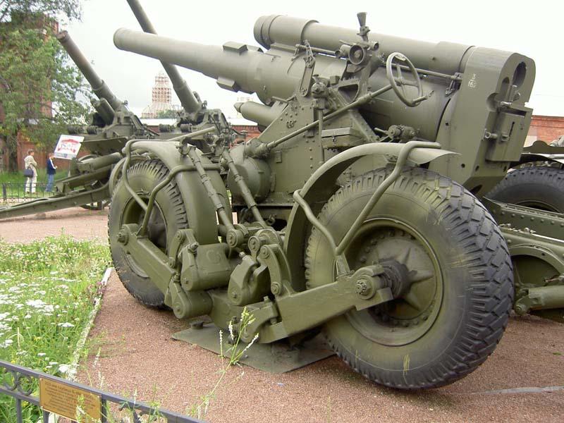 Obusier soviétique B-4 M1931 de 203 mm B4_mm_10