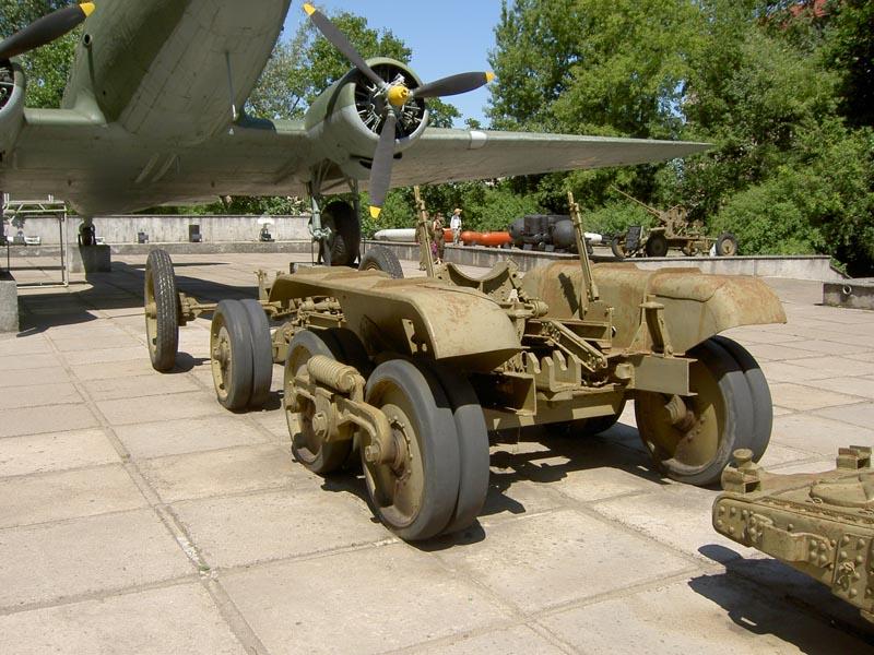 Obusier soviétique B-4 M1931 de 203 mm B4_rem10