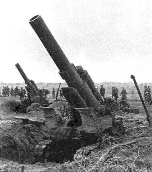 Obusier soviétique B-4 M1931 de 203 mm B4_sat10