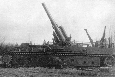 Obusier soviétique B-4 M1931 de 203 mm B4_su_10