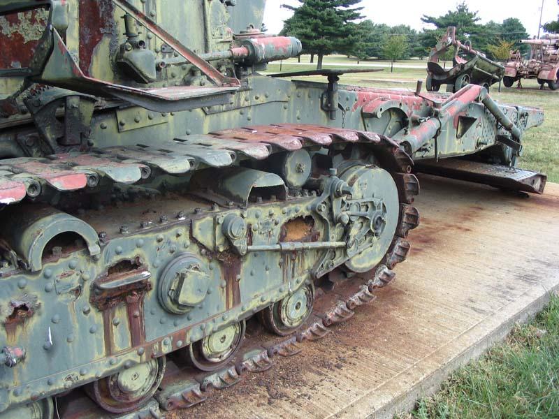 Obusier soviétique B-4 M1931 de 203 mm B4_tra10