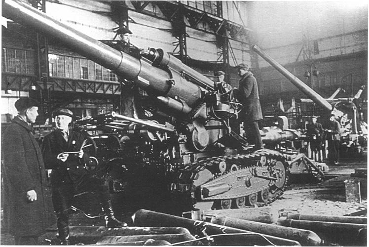 Obusier soviétique B-4 M1931 de 203 mm B4_usi10
