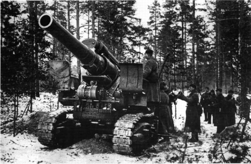 Obusier soviétique B-4 M1931 de 203 mm B_4_gu10