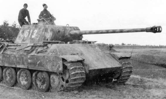 "La 5.SS Panzerdivision ""Wiking"" Panthe15"