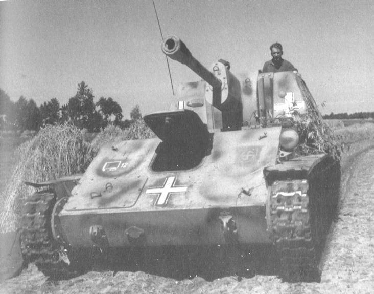 """La 5.SS Panzerdivision """"Wiking"""" Su_76_10"""