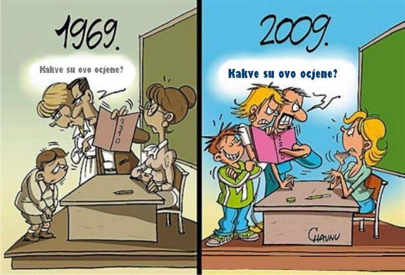 Obrazovanje (nekad i sad) ! Htgc10