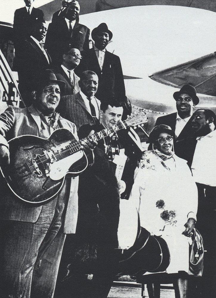 Quelques photos de blues - Page 3 1963en10