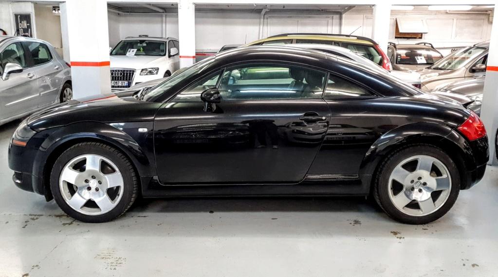Audi TT MK1 qui va avoir besoin de soins! 20200310