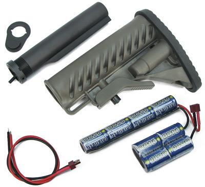 a la recherche d'une batterie Ka-sto10