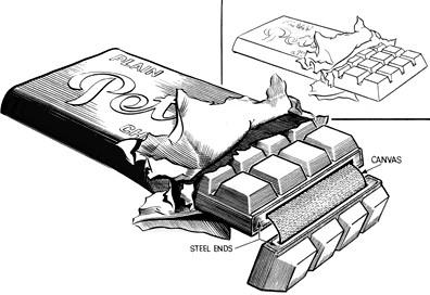 Du chocolat explosif C110