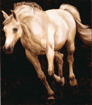 CAN'T HELP SINGING Horse311