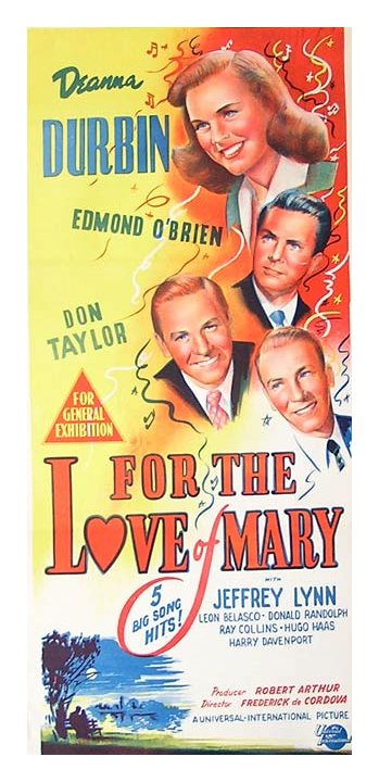 FOR THE LOVE OF MARY Mary0010