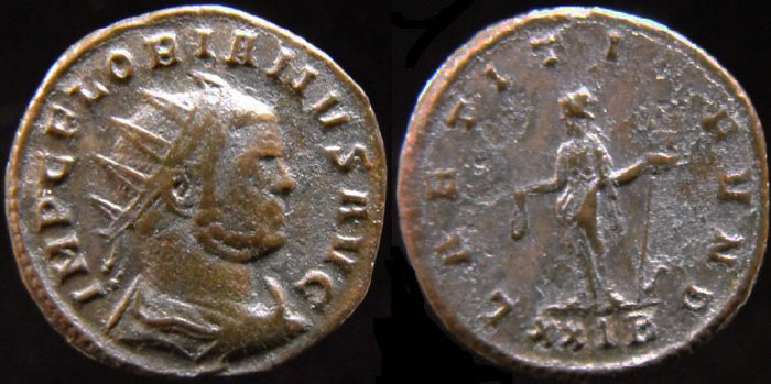 Tacite, Florien, Carus, Numérien, Carin - Page 3 410