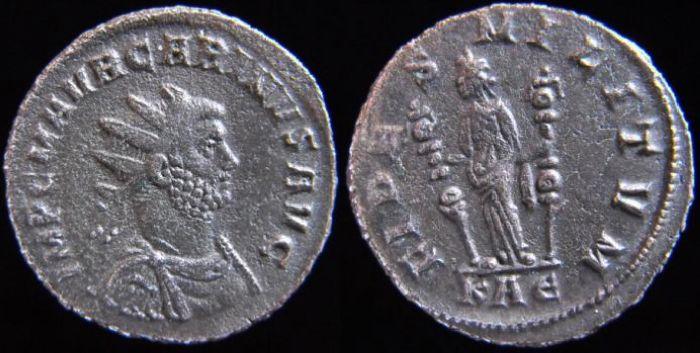 carus - Tacite, Florien, Carus, Numérien, Carin Carinu11