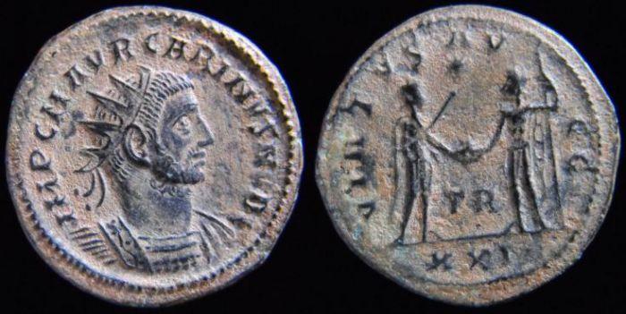 carus - Tacite, Florien, Carus, Numérien, Carin Carinu15
