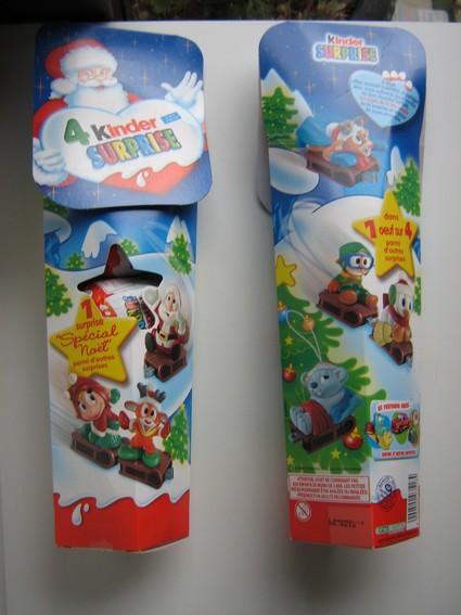 série kinder Noel 2009 Zzzzzz66