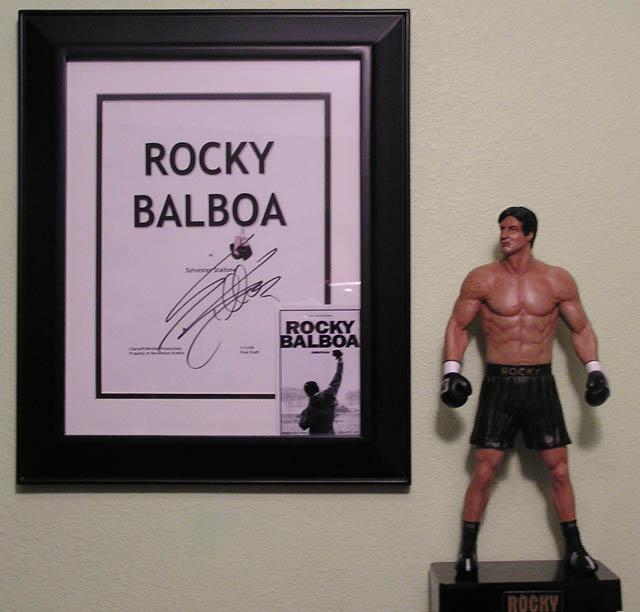STATUE ROCKY BALBOA BYE EDINHO MAGA - Page 5 Balboa10