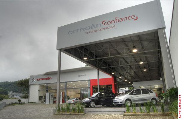[IMAGES] Les concessions Citroën C210