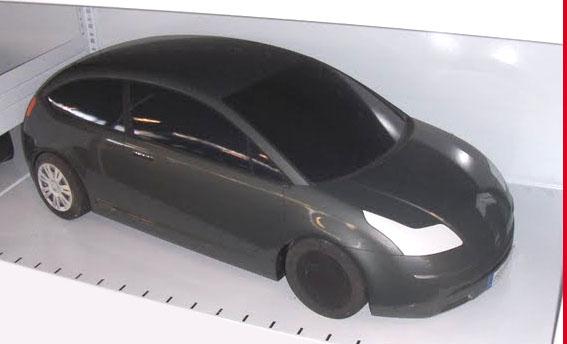 1998 - [SECRET] Citroën C4 Volcane  N33010