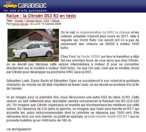 [Sport] DS3 WRC S1310