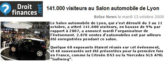 """[SALON] Topic des """"petits"""" Salons S2611"""