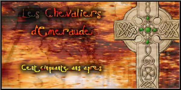 Les Chevaliers d'Emeraude: le RPG