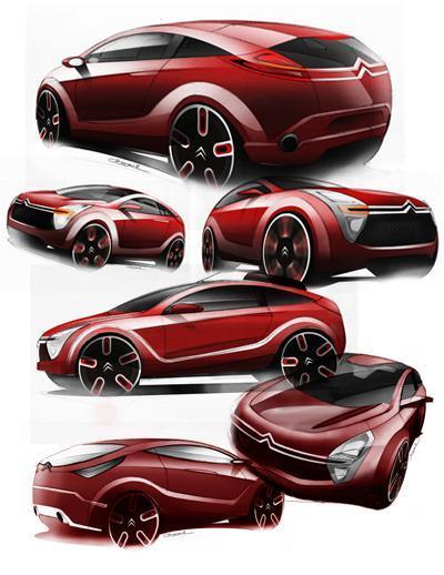 [Présentation] Le design par Citroën - Page 6 132