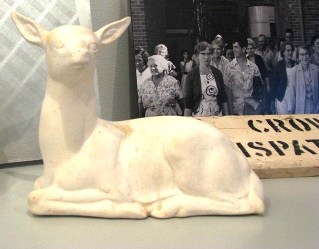 So is this a Crown Lynn deer? Deer10