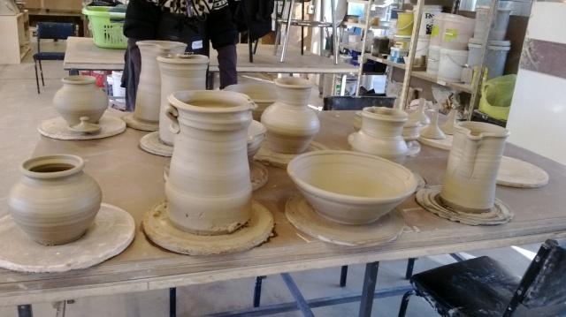 Ian Smail workshop at Auckland Studio Potters' .... Ian_sm11