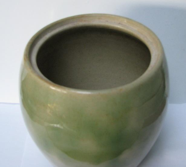 Timaru Potteries small crock. Timaru11