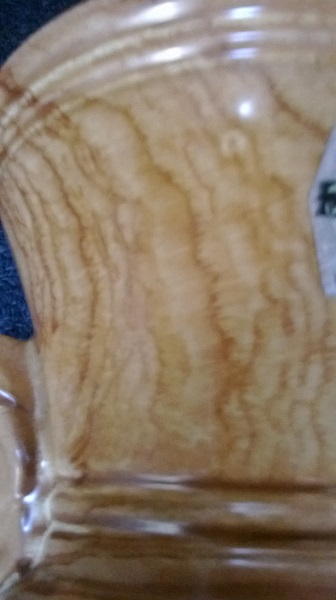 Breathtaking Titian Studio Woodgrain Vase ...... Wooo10