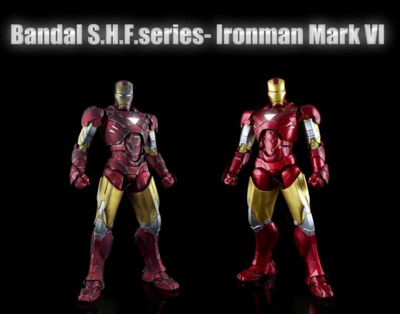 Iron Man (S.H.Figuarts) Sh439