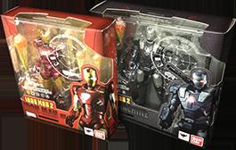 Iron Man (S.H.Figuarts) Sh510