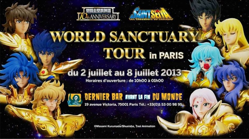 World Sanctuary Tour (Tamashii Nations) Sh626