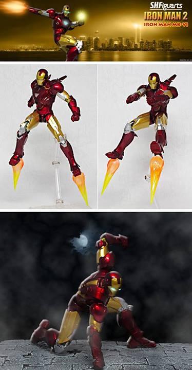 Iron Man (S.H.Figuarts) Sh729
