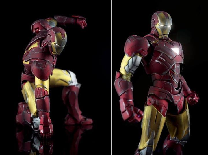 Iron Man (S.H.Figuarts) Sh825