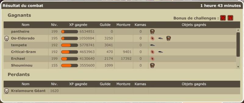 Krala, nous l'avons vaincu ! Krala10